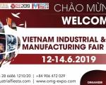 Hình ảnh gian hàng của FUDA Co. Ltd tại Triển Lãm Công Nghiệp & Sản Xuất Việt Nam 2019 (VIMF 2019)