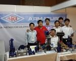 Hình ảnh công ty FUDA Co. Ltd . tại sự kiện Viet Nam Industrial Fiesta 2015